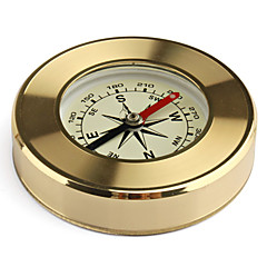 Mini Brass Compass