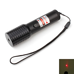 High Performance Red Laser with Battery and Charger (5mw, 650nm, 1x16340)