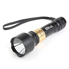 MRV 5-Mode Cree XM-L T6 LED Flashlight (1x18650)