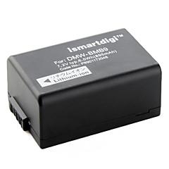 ismart aparat bateria do Panasonic FZ100, DMC-FZ45, FZ40, FZ48