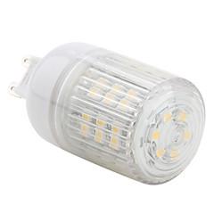 3W G9 LED-maïslampen T 48 SMD 3528 150 lm Warm wit AC 220-240 V