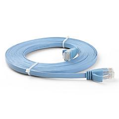 Cat6 1.35mm superslanke LAN-kabel (5 meter)