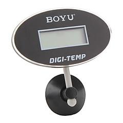 digitais aquário lcd termômetro