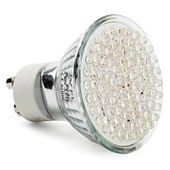 Focos MR16 GU10 W 78 LED de Alta Potencia 390 LM Blanco Cálido AC 100-240 V