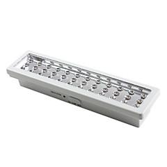 3w 36-ledede hvitt lys oppladbart nødlys (110-220V)