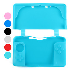 Premium Silicone Case for Nintendo 3DS (Assorted Colors)