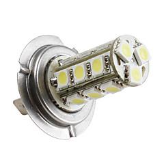 h7 18 * 5050 SMD LED branco luzes do carro de sinal (2-pack, 12V DC)