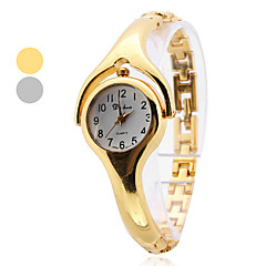 Women's Alloy Analog Quartz Bracelet Watch (Assorted Colors) Cool Watches Unique Watches Strap Watch