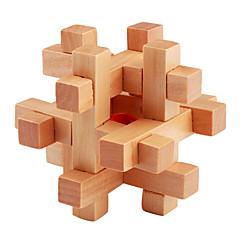 perles en cage en bois casse-tête casse-tête iq jouets