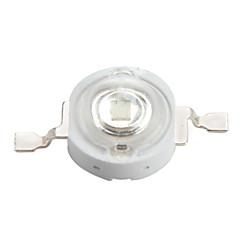 Bridgelux 460-470nm 1w 20-30lm 350mAh biru dipimpin bola lampu (3.2-3.4V)