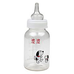 Milk Bottle animali con kit di pulizia