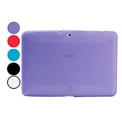 cas de l'eau TPU pour Samsung Galaxy P5100 10,1 tab2 (couleurs assorties)