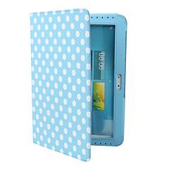 Sarung Pelindung PU Retro dengan Kaki untuk Samsung Galaxy Tab2 10.1 P5100