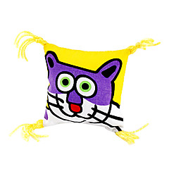 Cat Toy Pet Toys Catnip Cartoon Textile
