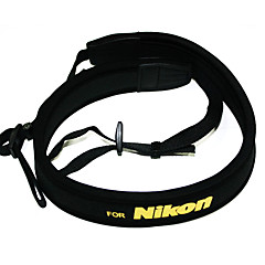 Neoprene Camera Neck Strap For Nikon D5000 D5100 D90 D80 D70 D3100 D700 D7000