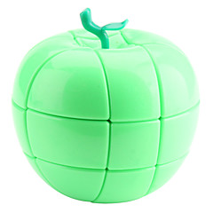 Cube de Vitesse  3*3*3 Cubes magiques Vert Plastique