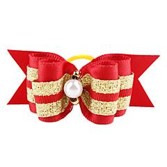 Toate Sezoanele - Roșu Terilenă - Accesorii de Păr - Câini / Pisici