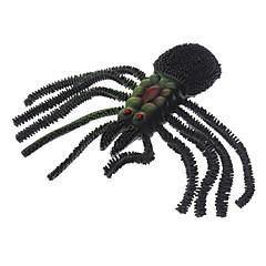 Scary Realistisk Big Spider Squeeze leke med Sound Effect