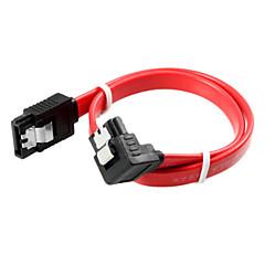 90 Degree Port SATA Cable (0.5 m)