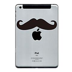 Mustache Design-Schutz Aufkleber für iPad Mini