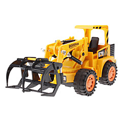 Liebaowang 5-Channel Wood Picking Truck Remote Control Simulation Engineering Vehicle (Model:8029)