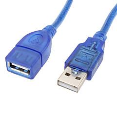 USB2.0 AF / AM延長ケーブル(21 cm)の