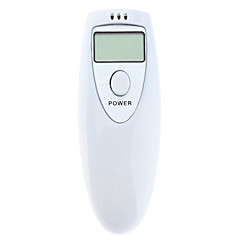 Digital Alcohol Tester Breath con schermo LCD