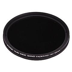 Ultra Thin fotga Fader Variable densité neutre ND2 ~ ND400 Filtre (52mm)