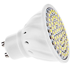 3W GU10 LED-spotlampen MR16 60 SMD 3528 150 lm Warm wit / Koel wit AC 220-240 / AC 110-130 V