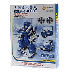 3-in-1 3D DIY Educational Solar Robot Panzer Scorpion Toy