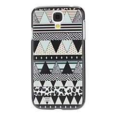 Mint Green Geometric Pattern Hard Case for Samsung Galaxy S4 I9500