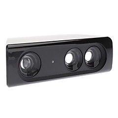 Super Zoom Attachment for Xbox 360 Kinect (Black)