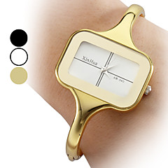 Women's Alloy Analog Quartz Bracelet Watch (Assorted Colors) Cool Watches Unique Watches Fashion Watch
