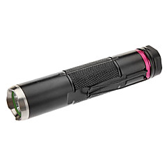 TrustFire R5-A3 3-Mode Cree XP-G R5 LED lommelygte med klip (240LM, 1xAA, Black)