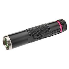 Linterna de TrustFire R5-A3 3-Mode del Cree XP-G R5 LED con clip (240LM, 1xAA, Negro)