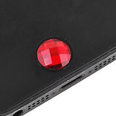 Gem Surface Home Button Sticker(Random Color)
