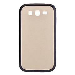 TPU and PC 2 In 1 Hard Case and HD Screen Protector for Samsung Galaxy Grand Duos I9082