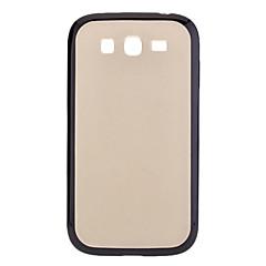 TPU y PC 2 en 1 estuche rígido y protector de pantalla HD para Samsung Galaxy I9082 Gran Duos (colores surtidos)