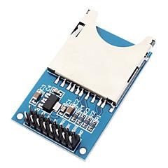 sd-kaart lezen schrijven opslag board module (ondersteunt SDIO en spi)