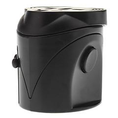 Universal Travel Adapter (Black)