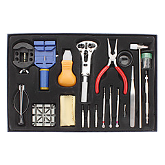Professionell 20-i-1 Skruvmejsel Set Kit för Watch Repair