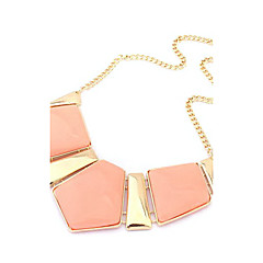 Necklace Choker Necklaces Jewelry Party / Daily Fashionable Alloy Pink 1pc Gift