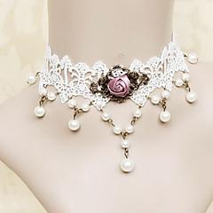 Κοσμήματα Κλασσική/Παραδοσιακή Lolita Κολιέ Πριγκίπισσα Αξεσουάρ Lolita Κολιέ Δαντέλα Για Δαντέλα