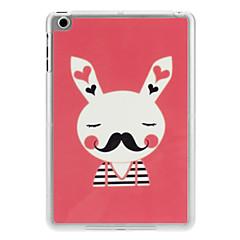 Mr Rabbit with Moustache Case for iPad mini 3, iPad mini 2, iPad mini