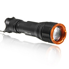 Romisen RC-29 CREE Q5 LED 220 lumenia Focus Flashlight