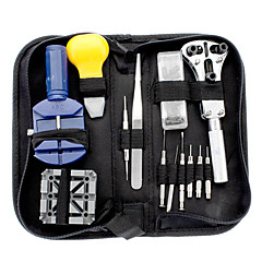 Professionell 13-i-1 Skruvmejsel Set Kit för Watch Repair