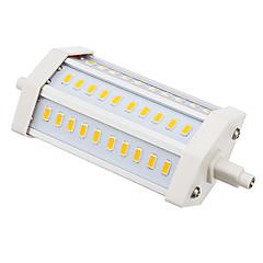 15W R7S LED-kolbepærer T 30 SMD 5630 1350 lm Varm hvid Vekselstrøm 85-265 V