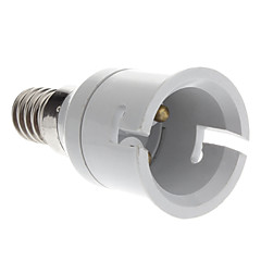 E14 σε B22 LED Adapter Socket λαμπτήρες