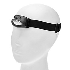 5-LED Mini Light Headlamp (3xAAA, Black)
