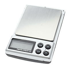 500g 0.1g Digital Pocket Diamond Ékszer Mérjünk Scale
